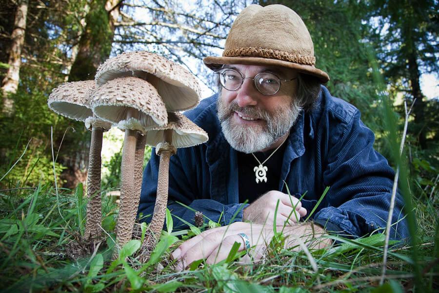 «Sauver la Terre avec des champignons»